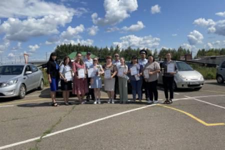 В Татарстане проходят районные этапы конкурса среди женщин-автомобилистов «Автоледи»